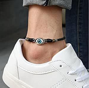pulsera tobillera hombre