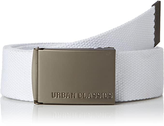 Cinturón blanco mujer
