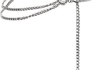 Cinturón con cadena