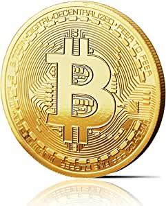 Moneda oro bitcoin