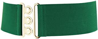 Cinturón verde mujer